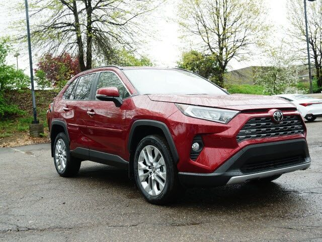 2019 Toyota RAV4 Limited Cranberry Twp PA