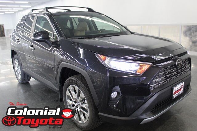 2019 Toyota RAV4 Limited Milford CT