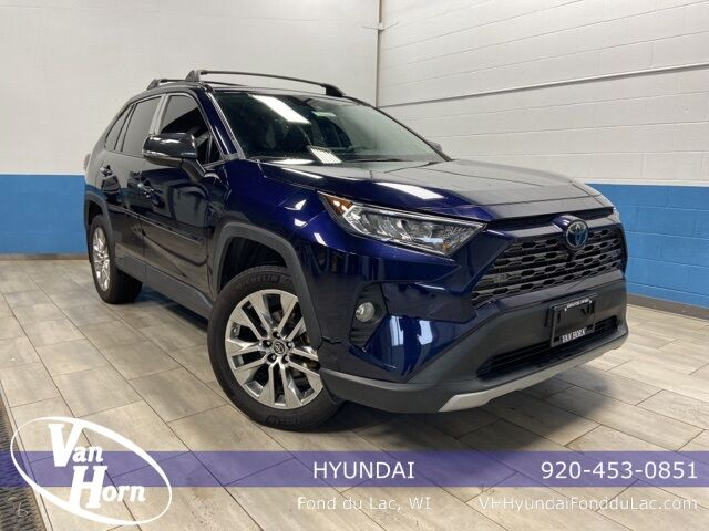 2019 Toyota RAV4 Limited Milwaukee WI