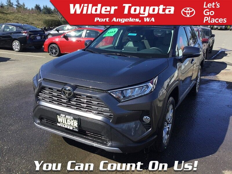 2019 Toyota RAV4 Limited Port Angeles WA