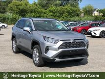 2019 Toyota RAV4 Limited South Burlington VT
