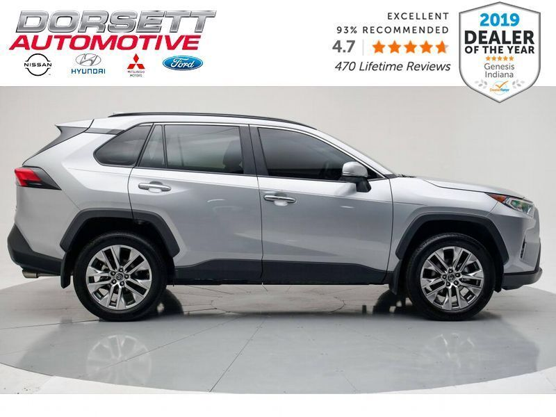2019 Toyota RAV4 Limited Terre Haute IN