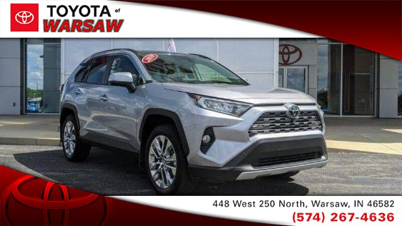 2019 Toyota RAV4 Limited Warsaw IN