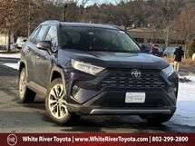 2019 Toyota RAV4 Limited White River Junction VT