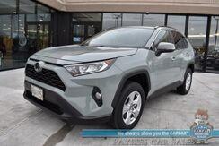 2019_Toyota_RAV4_XLE / AWD / Auto Start / Bluetooth / Back Up Camera / Adaptive Cruise Control / Lane Departure & Blind Spot Alert / Keyless Start / 33 MPG_ Anchorage AK