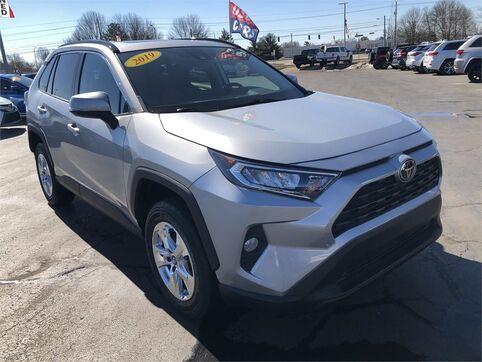 2019_Toyota_RAV4_XLE AWD_ Evansville IN