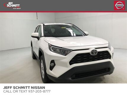 2019_Toyota_RAV4_XLE_ Beavercreek OH