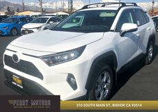 2019_Toyota_RAV4_XLE_ Bishop CA
