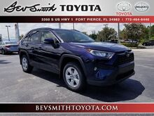 2019_Toyota_RAV4_XLE_ Fort Pierce FL
