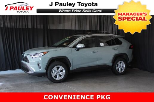 2019_Toyota_RAV4_XLE_ Fort Smith AR