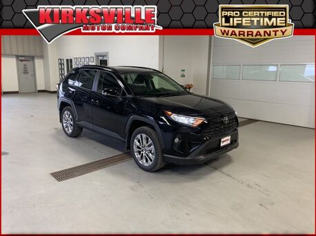 2019_Toyota_RAV4_XLE Premium AWD_ Kirksville MO