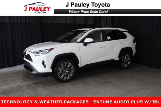 2019_Toyota_RAV4_XLE Premium_ Fort Smith AR