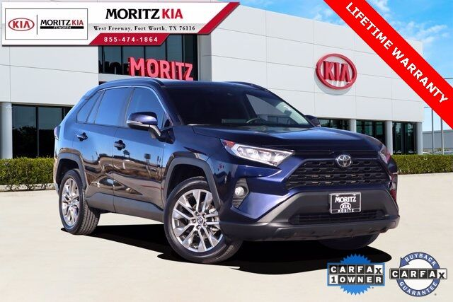 2019 Toyota RAV4 XLE Premium Fort Worth TX