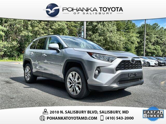 2019 Toyota RAV4 XLE Premium Salisbury MD