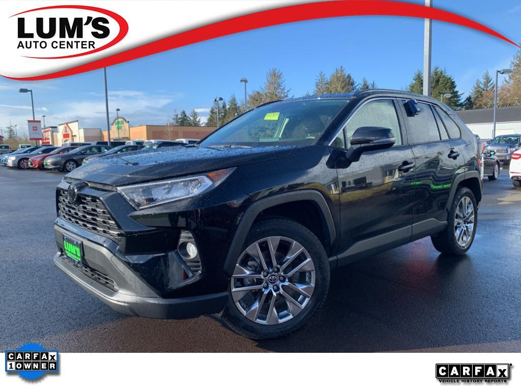 2019 Toyota RAV4 XLE Premium Warrenton OR