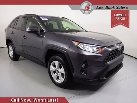 2019_Toyota_RAV4_XLE_ Salt Lake City UT