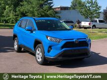2019 Toyota RAV4 XLE South Burlington VT