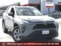 2019 Toyota RAV4 XLE White River Junction VT