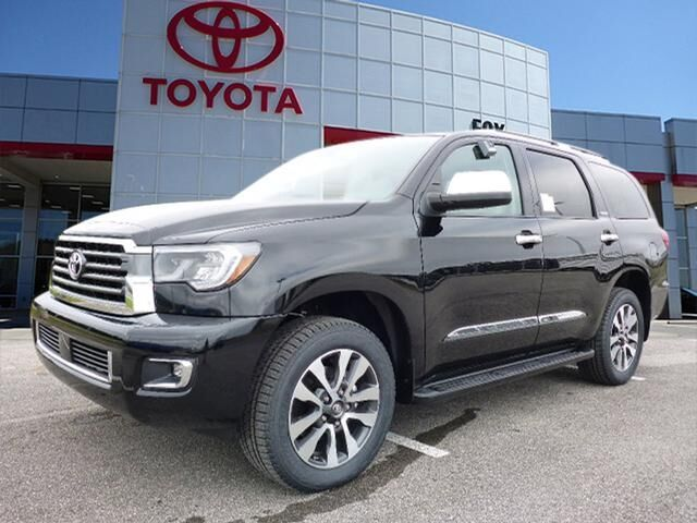 2019 Toyota Sequoia 4DR SUV 4WD LIMITED
