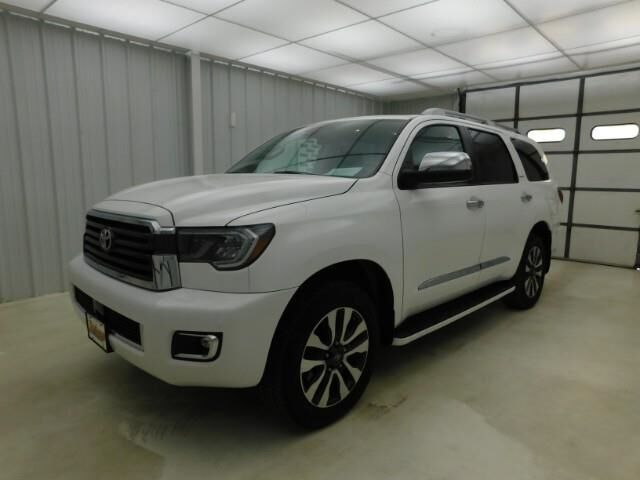 2019 Toyota Sequoia Limited 4WD Manhattan KS