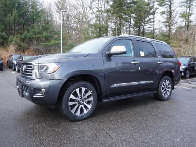 2019_Toyota_Sequoia_Limited 4WD_ Hanover MA