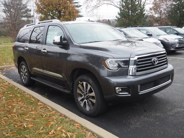 2019 Toyota Sequoia Limited 4WD Cranberry Twp PA