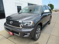 Toyota Sequoia Limited 5.7L-V8 4X4 2019