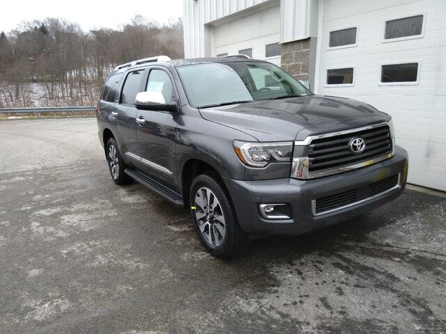 2019 Toyota Sequoia Limited Canonsburg PA