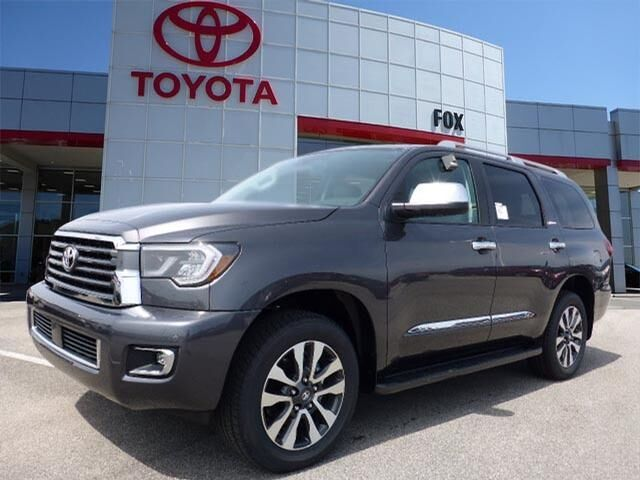 2019 Toyota Sequoia Limited Clinton TN
