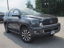 2019_Toyota_Sequoia_Limited_ Epping NH
