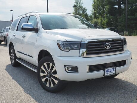 2019 Toyota Sequoia Limited Epping NH