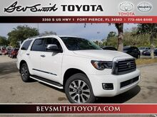 2019_Toyota_Sequoia_Limited_ Fort Pierce FL
