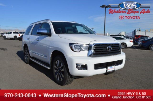 2019 Toyota Sequoia Limited Grand Junction CO
