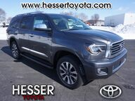 2019 Toyota Sequoia Limited Janesville WI