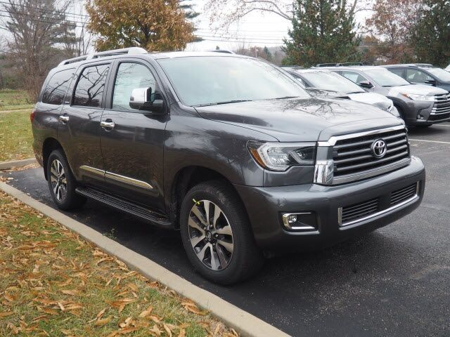 2019 Toyota Sequoia Limited Cranberry Twp PA