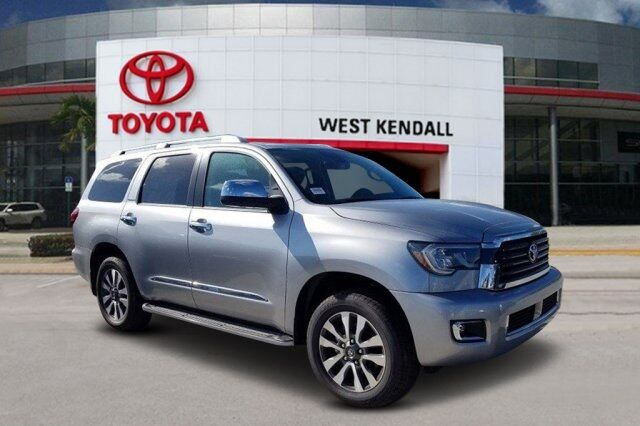 2019_Toyota_Sequoia_Limited_ Miami FL