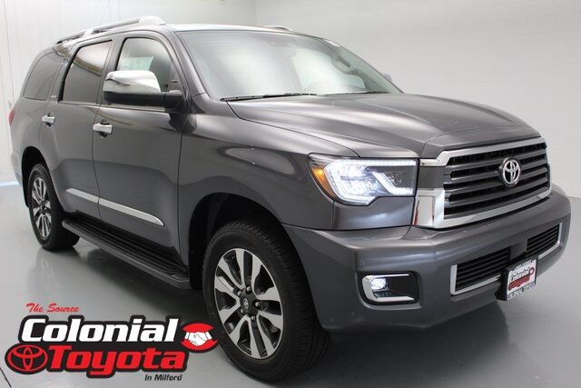 2019 Toyota Sequoia Limited Milford CT