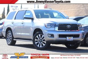 2019_Toyota_Sequoia_Limited_ Napa CA