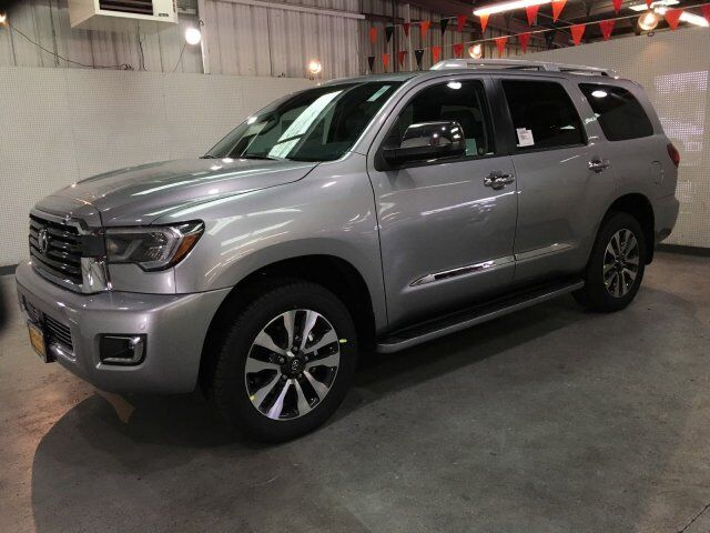 2019 Toyota Sequoia Limited Oroville CA