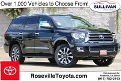 2019_Toyota_Sequoia_Limited_ Roseville CA