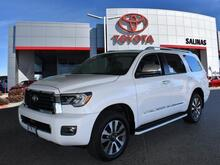 2019_Toyota_Sequoia_Limited_ Salinas CA