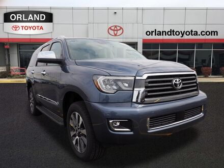 2019_Toyota_Sequoia_Limited_ Tinley Park IL