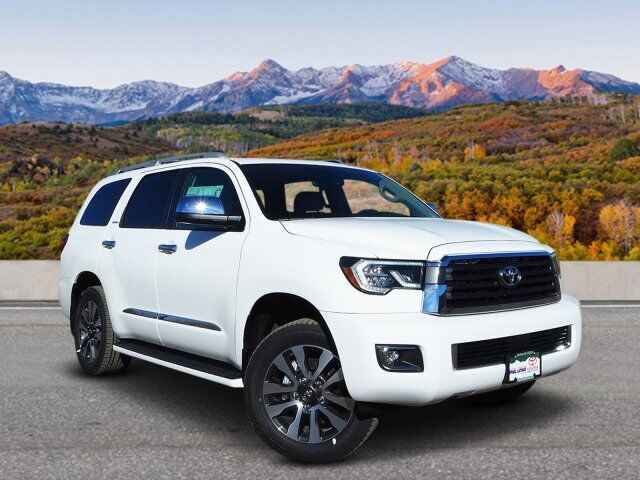 2019 Toyota Sequoia Limited Trinidad CO