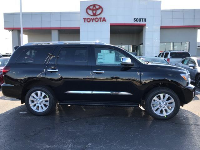 2019 Toyota Sequoia Platinum - 4WD Richmond KY