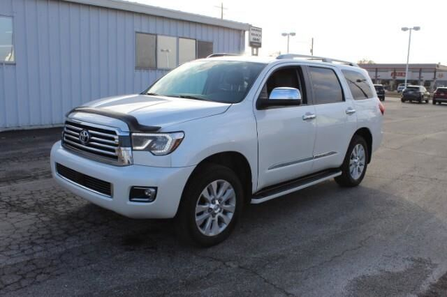 2019 Toyota Sequoia Platinum 4WD Fort Scott KS