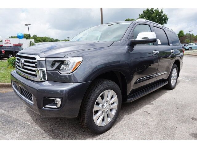 2019 Toyota Sequoia Platinum Columbia TN
