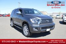 2019 Toyota Sequoia Platinum Grand Junction CO
