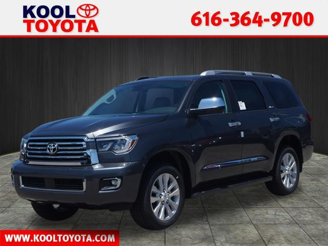 2019 Toyota Sequoia Platinum Grand Rapids MI