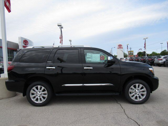 2019 Toyota Sequoia Platinum Green Bay WI