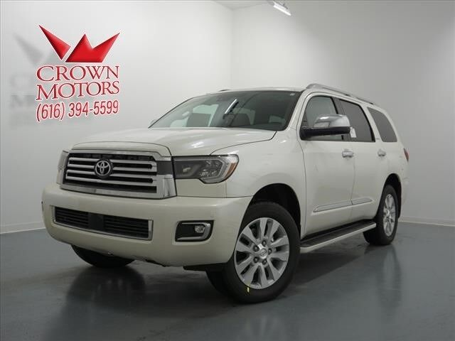 2019 Toyota Sequoia Platinum Holland MI